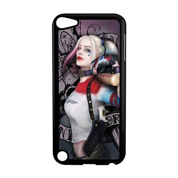 Squad Harley Quinn  iPod Touch 5 Case