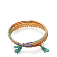 Shashi Women's Jane Wire Wrap Bracelet