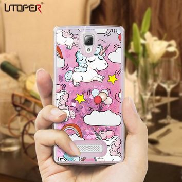 UTOPER Case For Lenovo Vibe A2010 Case Silicone Cover For Lenovo 7b438438b489