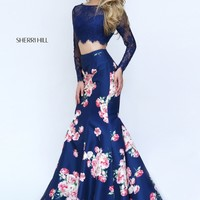 Sherri Hill 50488 Prom Dress