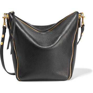 Mulberry - Camden textured-leather shoulder bag