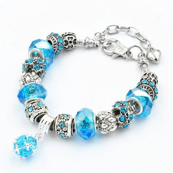 Gift Awesome New Arrival Stylish Shiny Great Deal Crystal Hot Sale Ladies Bracelet [302109917225]