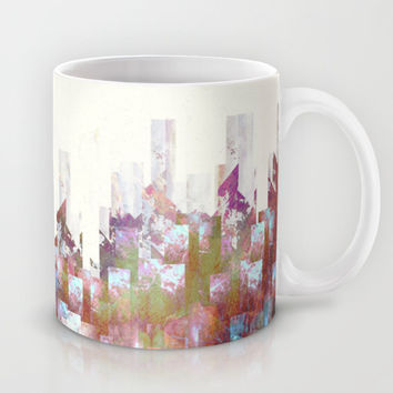 Dead cities Mug by HappyMelvin