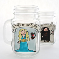 Game Of Thrones Drinking Jar