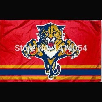 Florida Panthers Modified NHL Flag 150X90CM 3X5FT Banner