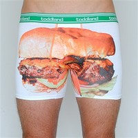 burger boxerbrief - toddland