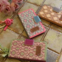 Nobility Handmade Classic Wallet Case for Galaxy S6 / S6 Edge