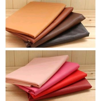 Faux Leather Sewing Fabric Purse Handbags Bags Making Supplies Tool ANG