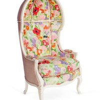 One Kings Lane - Kelly Wearstler: Modern Glamour - Floral Le Dome Chair