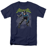 Batman Nightwing Adult T-Shirt