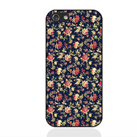 Vintage Floral,IPhone 5s case,IPhone 5 case,IPhone 4 Case,IPhone 4s case,soft Silicon iPhone case,Personalized case