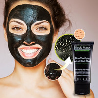 Blackhead Remover Mask Purifying Black Peel off Charcoal Mask +Free Gift Necklace