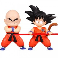 Goku and Krillin - Dragon Ball Figures