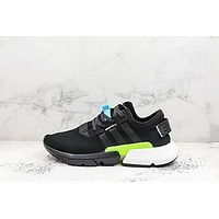Adidas P.o.d. S3.1 Black/core Black-white Running Shoes