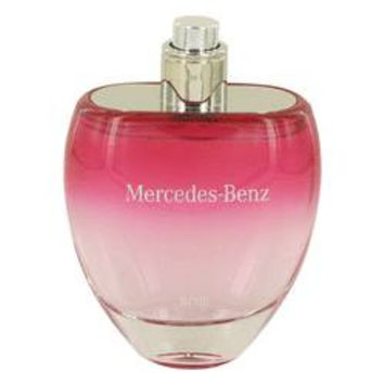 Mercedes Benz Rose Eau De Toilette Spray (Tester) By Mercedes Benz