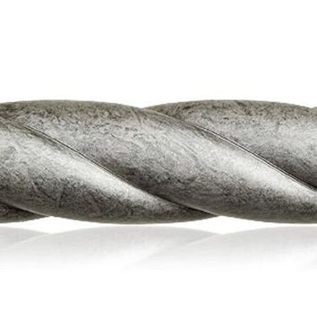 Artigiani 1 3/4 Inch Twisted Iron Rope Rod
