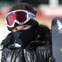 Unisex Motorcycle Neck Ski Snowboard Bike Warm Face Mask