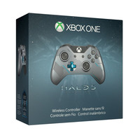 Spartan Locke Halo 5: Guardians Xbox One Limited Edition Wireless Controller