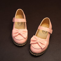 Children Korean Butterfly Princess Shoes [4919297604]