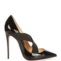 Sharpstagram 120mm patent-leather pumps | Christian Louboutin | MATCHESFASHION.COM US