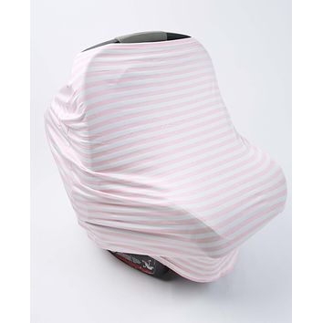 Striped Car Seat Cover 3 in 1