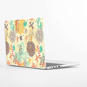 Fantastically Floral Laptop Skin