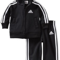 Adidas Baby Boys' Core Tricot Set