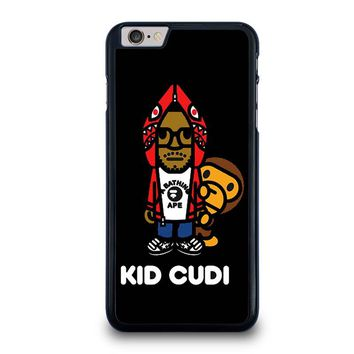 KID CUDI BAPE SHARK iPhone 6 / 6S Plus Case Cover