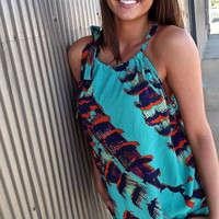 Parrot Cay Tunic   The Rage