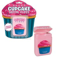 Cupcake floss - Whimsical & Unique Gift Ideas for the Coolest Gift Givers