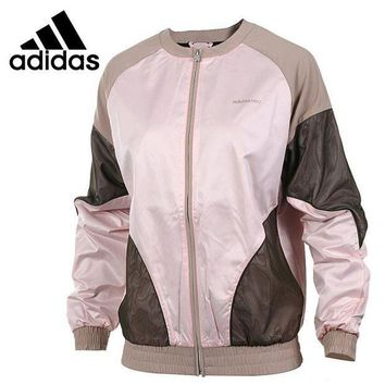 ESB1ON Original New Arrival 2017 Adidas NEO Label W STD BOMBER Women's  jacket Sportswear