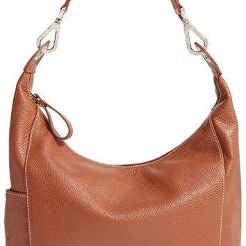 Longchamp 'Le Foulonne' Leather Hobo Bag | Nordstrom