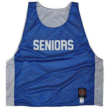 Seniors Lacrosse pinnie