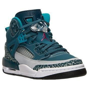 Kids' Grade School Jordan Spizike Basketball Shoes