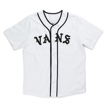 Infield Baseball Jersey | Shop at Vans