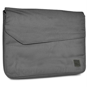 Case Logic LoDo-113 Canvas Laptop Sleeve Case (Graphite Gray) - Fits Up To 13.3 Laptops