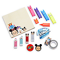 Disney ''Tsum Tsum'' Stationery Set