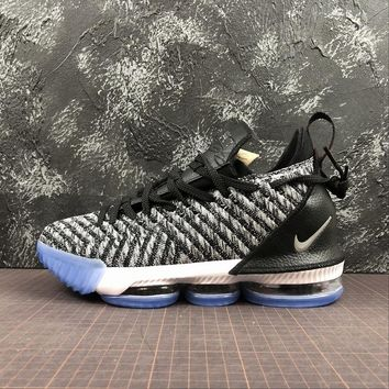 Nike LeBron XVI LMTD 16 Oreo Basketball Shoes - Best Online Sale