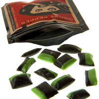 Spicy Watermelon Candy made from Ghost Peppers