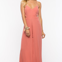 Angelina Split Maxi