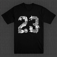 Chicago Bulls Air Jordan 11 Space Jam NBA T Shirt
