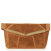 Patch Bar Clutch - Bags & Wallets - Bags & Accessories - Topshop USA