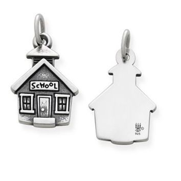 Little Schoolhouse Charm | James Avery