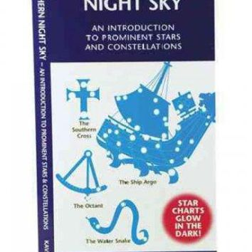 The Southern Night Sky: An Introduction to Prominent Stars and Constellations (Pocket Naturalist Guide)
