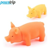 3pcs Squeaky Pig Dog Toy
