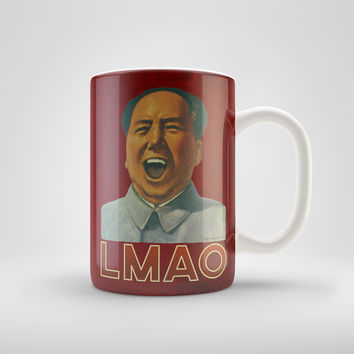 Chairman LMAO Coffee Mug
