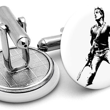Bruce Springsteen Cufflinks