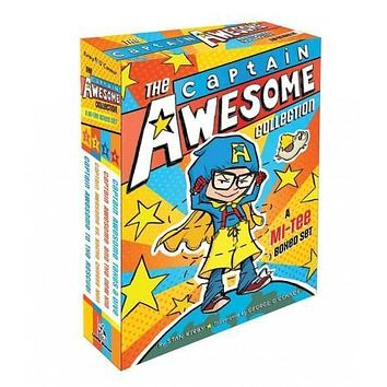 The Captain Awesome Collection: A Mi-Tee Boxed Set: Captain Awesome to the Rescue! / Captain Awesome Vs. Nacho Cheese Man / Captain Awesome and the New Kid / Captain Awesome Takes a (Captain Awesome)