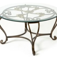 One Kings Lane - Top Tables - Basford Coffee Table