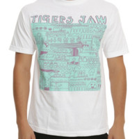 Tigers Jaw Drawings T-Shirt